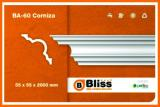 cornisa Deco Bliss BA-60 paq. 4 metros.